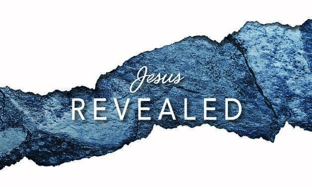 Jesus Revealed Graphic