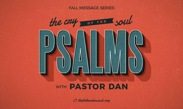 Psalms: The Cry of the Soul Graphic