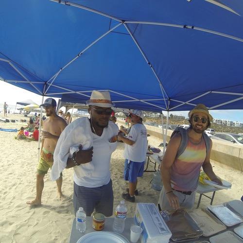 Beach Baptism 2015 Image 2