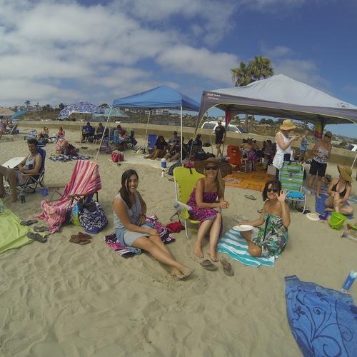 Beach Baptism 2015 Image 3