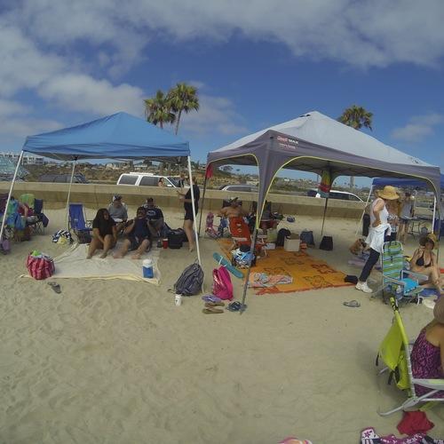 Beach Baptism 2015 Image 5