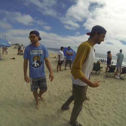 Beach Baptism 2015 Image 6