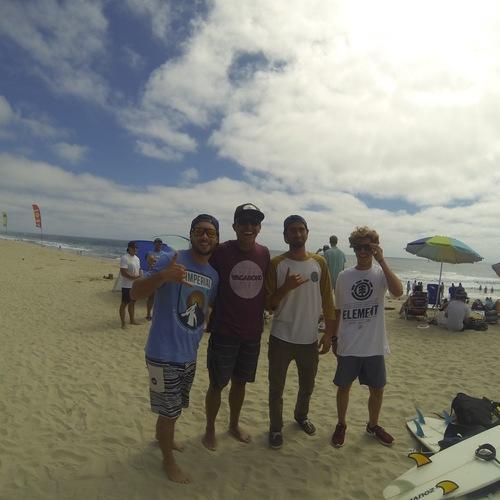 Beach Baptism 2015 Image 7