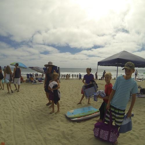Beach Baptism 2015 Image 9