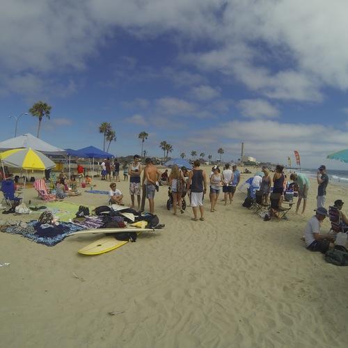 Beach Baptism 2015 Image 10