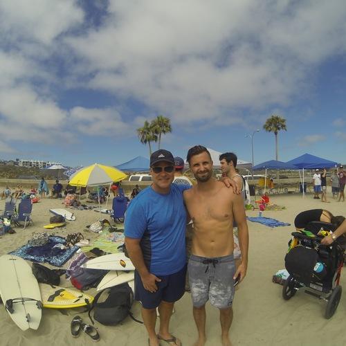 Beach Baptism 2015 Image 11