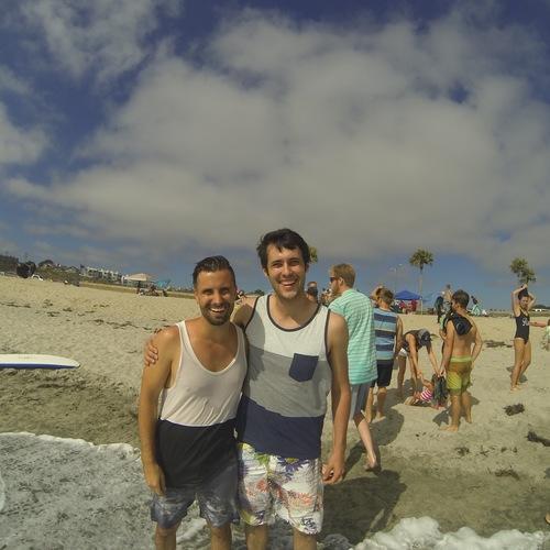 Beach Baptism 2015 Image 40