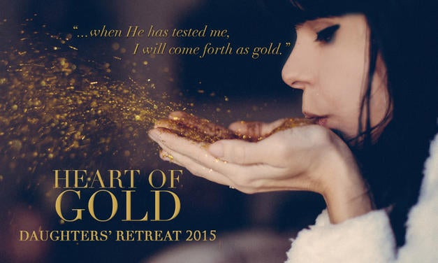 Heart of Gold Graphic