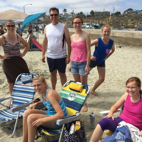 Beach Baptism 2015 Image 44
