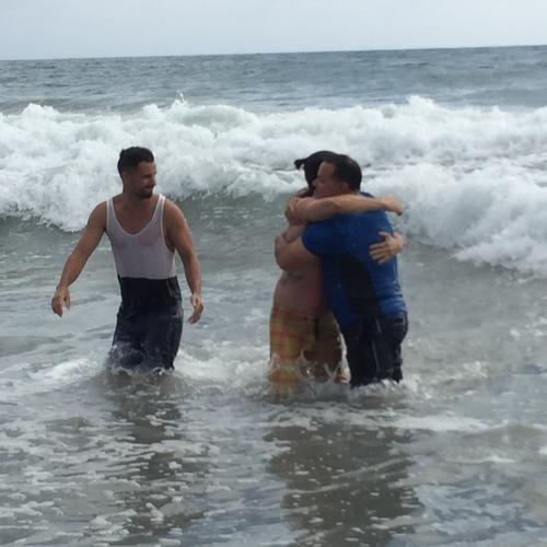 Beach Baptism 2015 Image 56