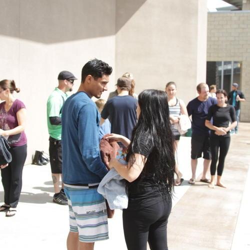 Baptisms Spring 2014 Image 9