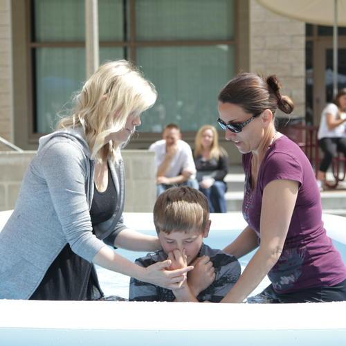 Baptisms Spring 2014 Image 2