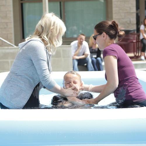 Baptisms Spring 2014 Image 1
