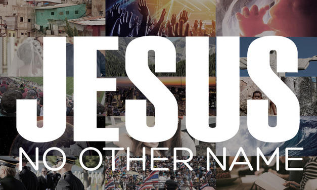 Jesus: No Other Name Graphic