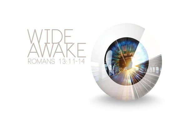 Wide Awake Graphic
